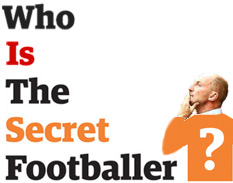 Who is the Secret Footballer